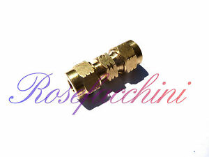 Compression Connector Join Coupling Joint Gas Water Oil Air Liquid Lpg + Olives