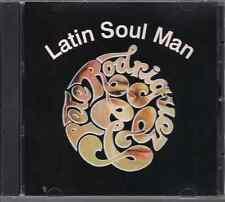 CD Mega RARE Fania FIRST PRESSING Pete Rodriguez LATIN SOUL MAN tengo jala jala