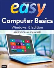 Easy Computer Basics, Windows 8 Edition-Michael Miller