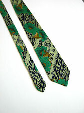 BYBLOS Cravatta Tie Originale 100% SETA SILK