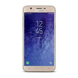 Samsung Galaxy J7 Refine SM-J737P 32GB Postpaid (Gold) Sprint Smartphone - New