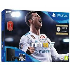 Consola Sony PS4 500gbfifa 18 World Cupdual