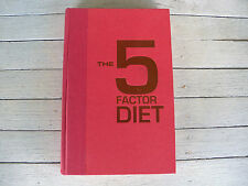 The 5-Factor Diet - - Harley Pasternak - HARD COVER 1ST EDITION