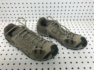 Merrell Men's Size 10 M Tan Shoes Sneakers Tennis Lace Up