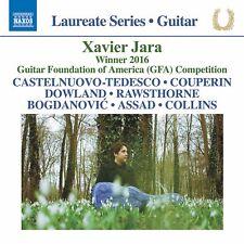 Xavier Jara Guitar Recital - 2016 Guitar Foundation of America Competition, New