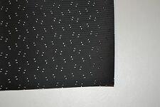 1975 75 LEMANS / GRAND AM BLACK PERFORATED HARDTOP HEADLINER USA MADE QUALITY