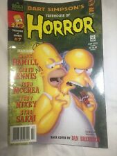 Bart Simpson's Treehouse Of Horror #7 (2005) Bongo/Otter Press Comics