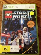 Lego Star Wars II 2 The Original Trilogy Xbox 360