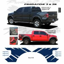 Ford Raptor 2010+ Predator 2R Graphic Kit - Blue
