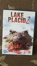 LAKE PLACID 2 DVD GIANT CROCODILES COMEDY HORROR