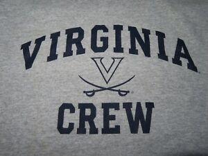 Vintage Soffe Label - VIRGINIA CAVALIERS Crew (XL) T-Shirt