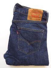 Levi's 510 Jeans De Hombre Stretch Skinny Fit W33 L32 Azul Oscuro Strauss levh 802 #
