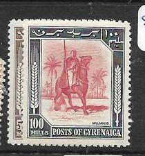 Cyrenaica (P2005B) Sg 145-6 Mog
