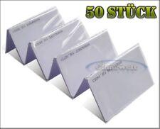 50 x RFID Transponder Karte 64Byte 125Khz EM4100 Ausweis Karte Zutrittskontrolle