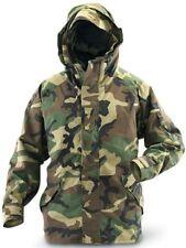 Genuine US Army Woodland Camo ECWCS Gortex Jacket NEW Size Large Short