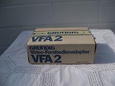 Grundig Video Fernbedienadapter VFA 2 NOS in OVP