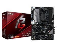 Asrock Phantom Gaming 4 AM4 AMD X570 ATX DDR4-SDRAM Motherboard