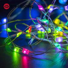 5M 50LEDs WS2812B RGB Pixel Module String Light Controller 5V Power Supply Sets