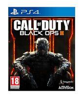 Call of Duty BLACK OPS III 3 (CoD) - PS4 game