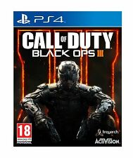 Call of Duty BLACK OPS III 3 (CoD) - PS4 game