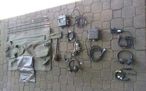 Funkgerät, SEM-25, Bundeswehr, US-Army Sinal Corps, Panzerfunk, Zubehör, Antenne