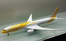 Phoenix 1/200 Scoot Boeing 787-9 9V-OJA die cast metal model