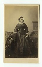 19th Century Fashion - 1800s Carte-de-visite Photo - H. Sampson of Southport