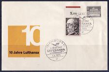 vol  /11/  lufthansa  10 jahre 10eme anniversaire  1965     2