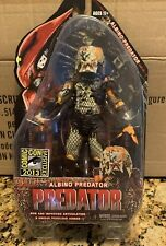 "ALBINO PREDATOR Predator 7"" Action Figure SDCC Comic Con Exclusive Neca 2013 NEW"