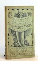 Rudyard Kipling 1888 First Edition The Phantom Rickshaw and Other Eerie Tales