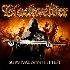 CD Survival Of The Fittest von Blackwelder