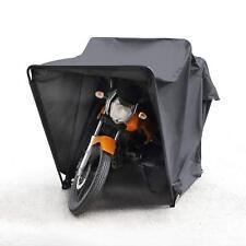 Motorbike Bike Tent Cover Shed Strong Frame Storage Garage Weatherproof