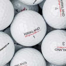 100 Kirkland Signature Performance Plus Mint Used Golf Balls AAAAA