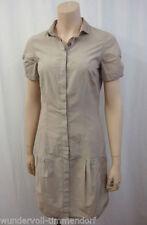 36 Normalgröße Größe Damenkleider aus Baumwollmischung