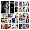 30Pcs/set KPOP BLACKPINK JISOO Album Photo Card Lomo Card Poster Photocard