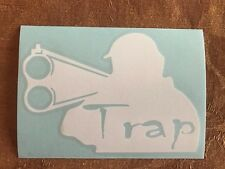 Shooting Decal - 2 Bbl Trap