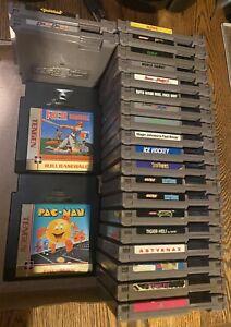 Nintendo NES Games Lot Of 23