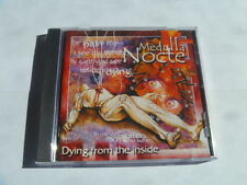 MEDULLA NOCTE DYING FROM THE INSIDE RARE METAL FREEPOST CD
