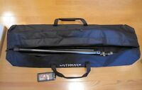 Pair Ultimate Support TS80 Speaker Stands & BAG90D Package
