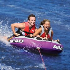 Boating Airhead Big Slice Towable Water Tube 2 Person Rider  ahssl-22
