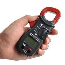 Home Clamp On Digital Voltmeter Ammeter Ohmmeter Multimeter Volt Ac Amp Dc Tester