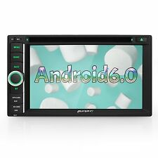 "Pumpkin Android 6.0 Car DVD Stereo 6.2"" Touchscreen 2Din In Dash Bluetooth Radio"