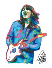 Terry Kath Chicago Saturday in the Park Guitar Vocals Rock 8.5x11 Print Wall Art
