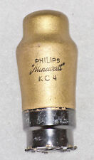 PHILIPS MINIWATT KC4 NOS DHT TUBE ANTIQUE RADIO, TESTED 150%