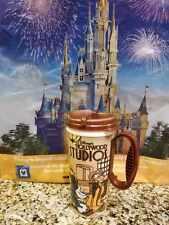 Disney Parks Hollywood Studios Souvenir Travel Mug TOWER OF TERROR - NEW