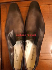 Costume National Ombre (Black/Grey) Men's Leather shoes. Size 9.5  NEW