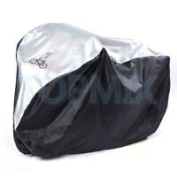 Waterproof Single / Double / Triple 180T Bicycle Bike Cycle Rain Dust Cover