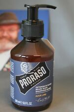 PRORASO bart-shampoo AZUR LIME 200 ml (8,50 €/100ml )