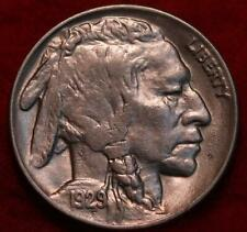 Uncirculated 1929 Philadelphia Mint  Buffalo Nickel