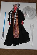 "Shaak Ti Jedi Knight 12"" Figure-Hasbro-1/6 Scale-Star Wars-Customize Side Show"